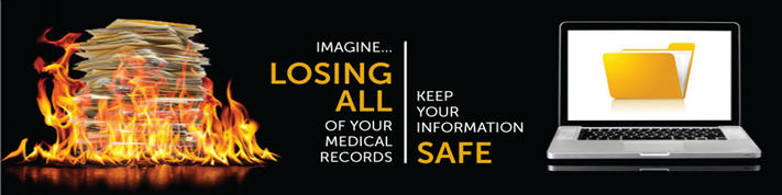 Keep your information safe
